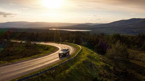 We went off-roading with the Rolls-Royce Cullinan in Scotland