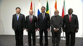БРИКС и РИК на саммите G20