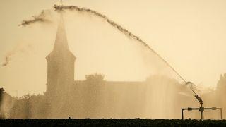 Record di caldo in Francia: 45 gradi centigradi