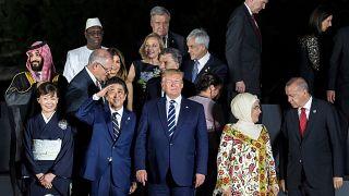 G20 Liderler Zirvesi'nin ilk gününde öne çıkan ikili görüşmeler: Kim ne dedi?