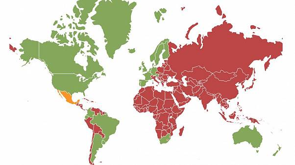 La riscossa dell'America Latina - In quali Paesi sono legali i matrimoni omosessuali?