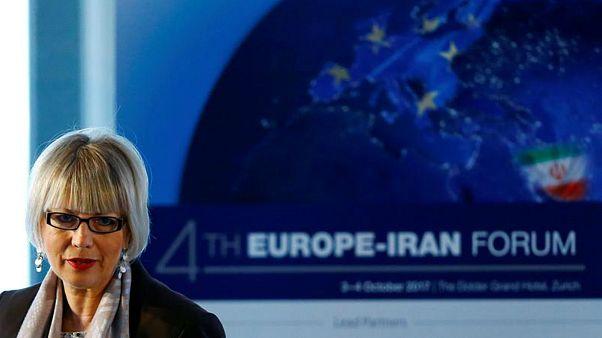 هلگا اشمید: اینستکس عملیاتی شد، اولین تراکنش مالی در حال انجام است