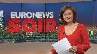 Euronews Soir : l'actualité du vendredi 28 juin 2019