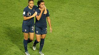 ЧМ-2019: футболистки Франции проиграли США