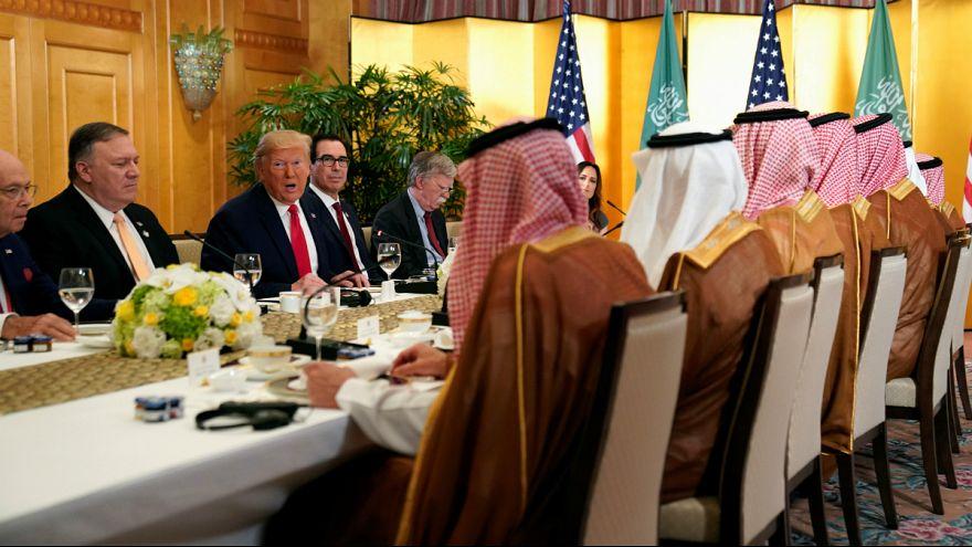 تمجید ترامپ از ولیعهد عربستان: عملکرد محمد بن سلمان خیره کننده است