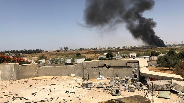 Libya'dan Türkiye'ye tehdit: Türk gemileri ve uçakları hedef, Türk vatandaşları tutuklanacak