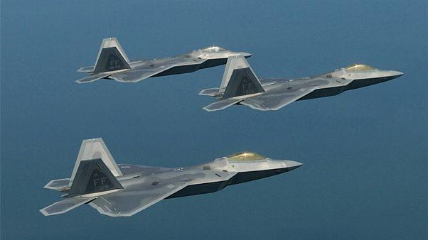 تنش بین واشنگتن و تهران؛ اعزام جنگندههای آمریکایی «اف-۲۲» به قطر