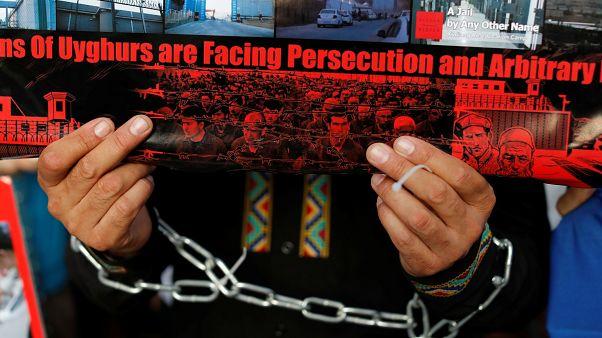 Uygurların serbest bırakılması çağrısıyla yazılan mektuba Çin'den tepki: İftira atıyorlar
