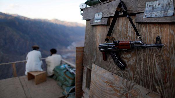 Afgan korucular