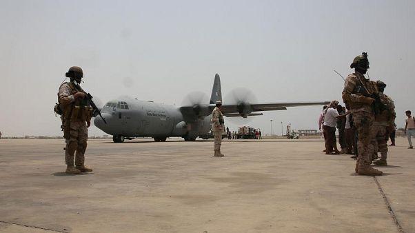 التحالف بقيادة السعودية : اعتراض طائرة مسيرة أطلقها الحوثيون صوب مطار جازان