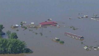 Inondations monstres dans le sud de la Russie