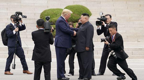 Trump-Kim: villámcsúcs a két Korea határán