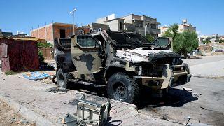Türkiye'ye savaş ilan eden Hafter güçlerine Libya Yüksek Konseyi'nden tepki