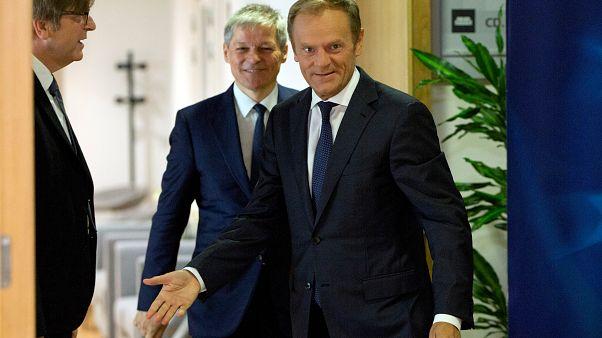 Donald Tusk schlägt vor: Sozialdemokrat an Kommissions-Spitze