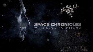 «قصههای فضا» با لوکا پارمیتانو