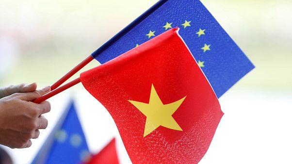 EU: Szabadkereskedelmi egyezmény Vietnammal