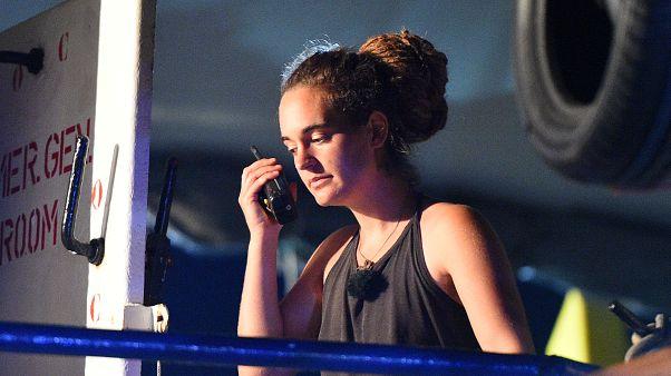 Lob und Kritik für Carola Rackete: 10 Tweets zur Causa Sea-Watch