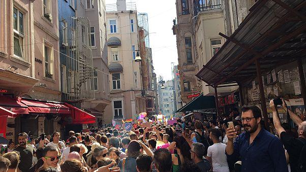 İstanbul'da Onur Haftası gerginliği