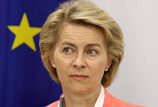 Ursula von der Leyen nominated as Commission president