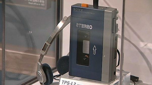 النموذج الأولي لجهاز وكمان من شركة سوني اليابانية