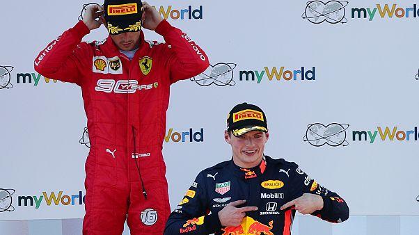 Formula1: Θρίαμβος του Φερστάπεν στην Αυστρία
