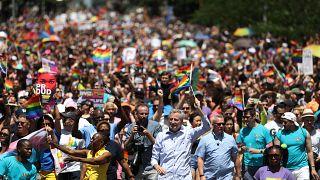 La Gay Pride de New York commémore les 50 ans du soulèvement de Stonewall