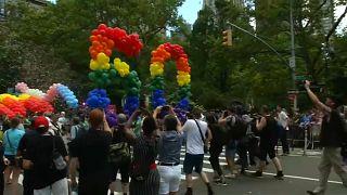 LGBTQ: Ein Regenbogen wird fünfzig – New York erinnert an den Stonewall-Aufstand