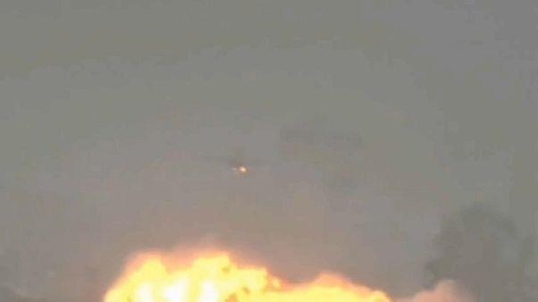 شاهد: ماذا فعل طيار هندي لتفادي وقوع كارثة