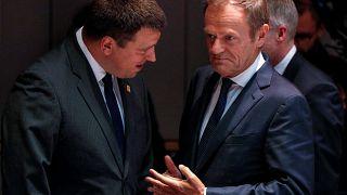 Cimeira europeia sem 'fumo branco' para os cargos de topo