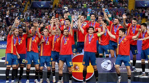 España se venga de Alemania y conquista su quinto Europeo sub-21