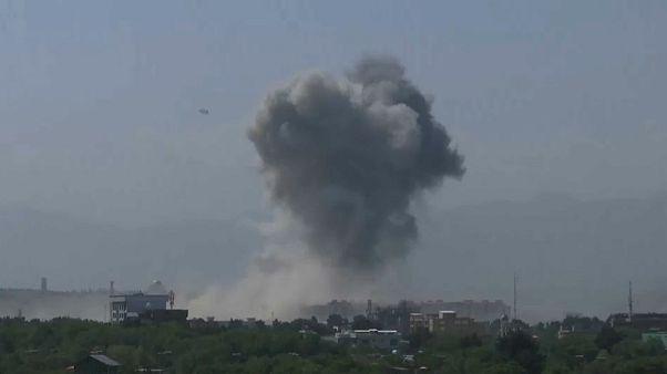 بمبگذاری طالبان در کابل؛ حمله با کشتهشدن پنج مهاجم پایان یافت