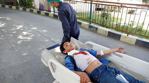 Rengetegen meghaltak egy kabuli robbantásban