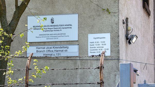 Mától Országos Idegenrendészeti Főigazgatóság a Bevándorlási Hivatal neve