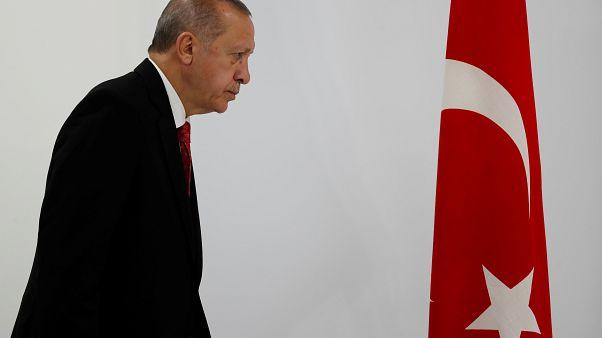Ερντογαν: «Είπα στον Μακρόν ότι δεν μπορεί να μιλά για την Κύπρο»