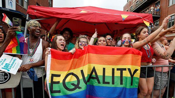 Eşcinsellik: Hangi ülkelerde yasak, hangi ülkeler eşcinsel evliliğe izin veriyor?