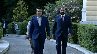Législatives en Grèce : Tsipras devancé dans les sondages