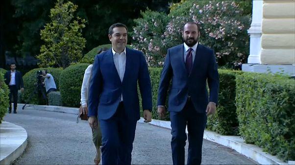 Las encuestas vaticinan el fin de la era Tsipras