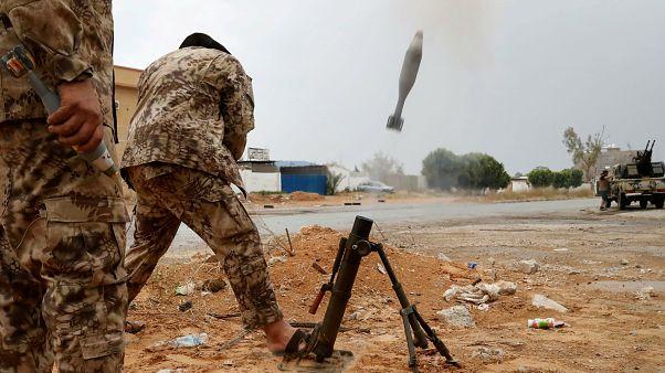 Libya'da Hafter kuvvetleri: Türk iHA'sını vurduk