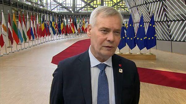 Primeiro-ministro da Finlândia, país que preside à UE no segundo semestre