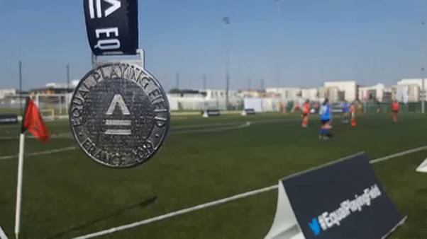 Women's biggest football match becomes world record