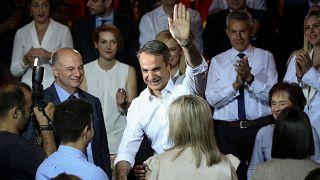 Κ. Μητσοτάκης: Το πολιτικό προφίλ και η πορεία του μέχρι σήμερα