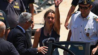Maas fordert Freilassung von Sea-Watch-Kapitänin Carola Rackete