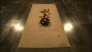 الحكومة الإسبانية تحتجّ على تدخل السفارة البابوية بشأن رفات الدكتاتور فرانكو
