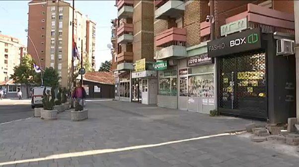 Zárva a koszovói szerb üzletek