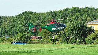 سقوط یک فروند هلیکوپتر ارتش آلمان در شمال کشور