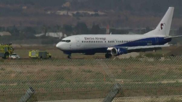 هبوط طائرة ركاب قادمة من كولونيا الألمانية اضطرارياً في مطار بن غوريون