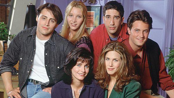 """بدأ مسلسل """"فرندس"""" في العام 1994 ويعتبر من أكثر المسلسلات العالمية شهرة"""