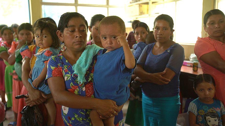 Au Guatemala, près d'un jeune enfant sur deux souffre de malnutrition chronique