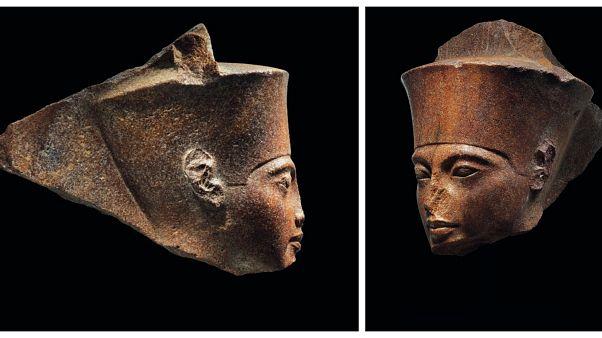 Κόντρα Αιγύπτου και οίκου Christie's για ένα γλυπτό του Τουταγχαμών