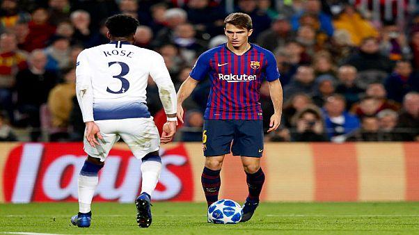 مهاجم نادي برشلونة لويس سواريز twitter